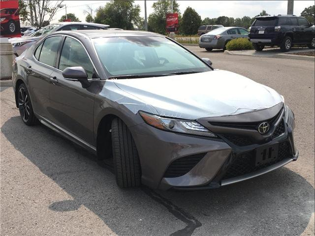 2018 Toyota Camry XSE V6 (Stk: 180056) in Whitchurch-Stouffville - Image 7 of 20