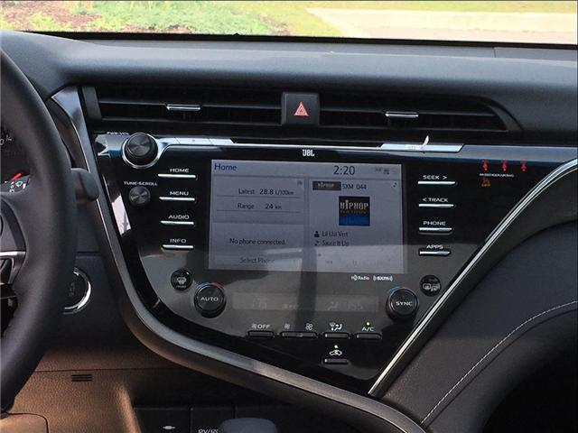 2018 Toyota Camry XSE V6 (Stk: 180056) in Whitchurch-Stouffville - Image 16 of 20