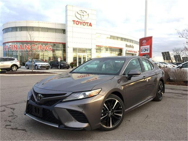 2018 Toyota Camry XSE V6 (Stk: 180145) in Whitchurch-Stouffville - Image 1 of 20