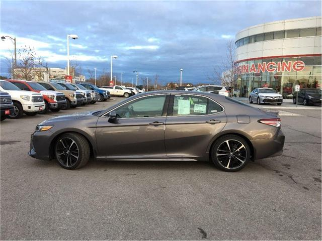 2018 Toyota Camry XSE V6 (Stk: 180145) in Whitchurch-Stouffville - Image 2 of 20