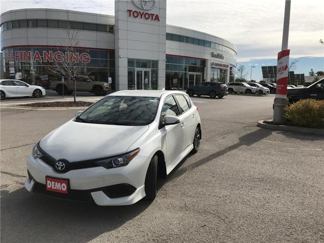 2018 Toyota Corolla iM Base (Stk: 180211) in Whitchurch-Stouffville - Image 1 of 15