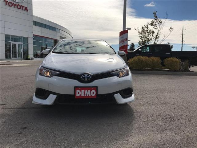 2018 Toyota Corolla iM Base (Stk: 180211) in Whitchurch-Stouffville - Image 2 of 15