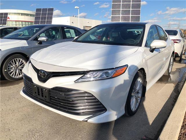 2018 Toyota Camry XLE (Stk: 180372) in Whitchurch-Stouffville - Image 1 of 5