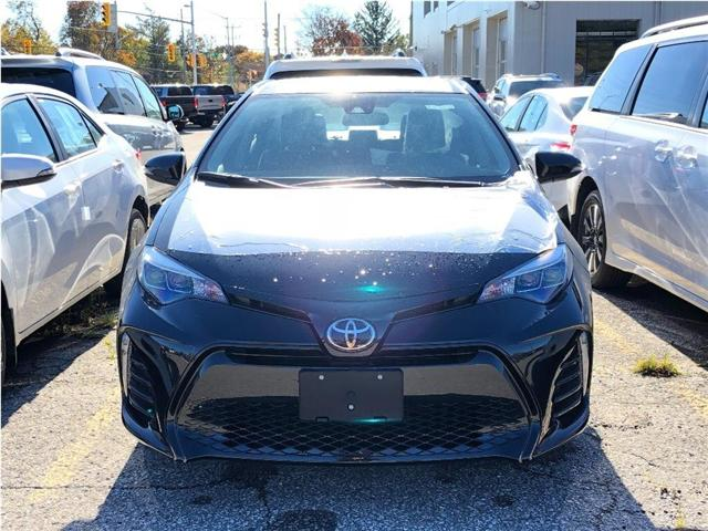 2019 Toyota Corolla SE Upgrade Package (Stk: 190083) in Whitchurch-Stouffville - Image 2 of 5