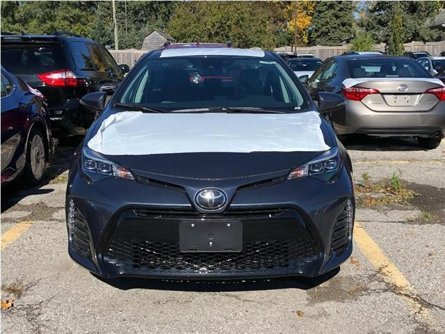 2019 Toyota Corolla SE (Stk: 190092) in Whitchurch-Stouffville - Image 2 of 5
