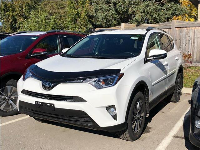 2018 Toyota RAV4 LE (Stk: 181200) in Whitchurch-Stouffville - Image 1 of 5