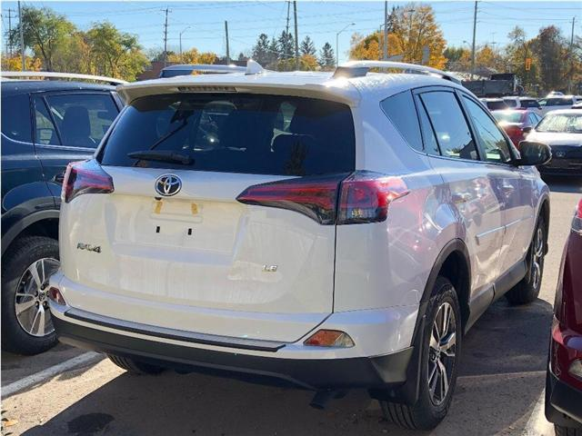 2018 Toyota RAV4 LE (Stk: 181200) in Whitchurch-Stouffville - Image 5 of 5