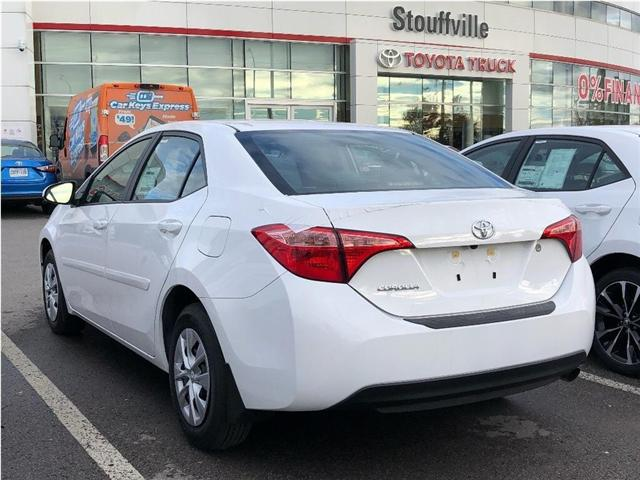 2019 Toyota Corolla  (Stk: 190015) in Whitchurch-Stouffville - Image 4 of 5