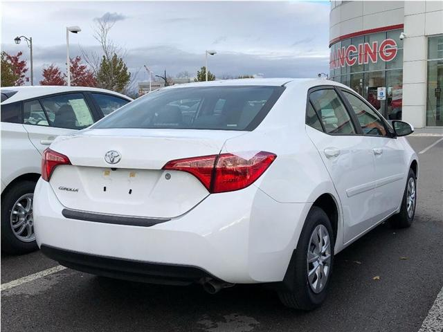 2019 Toyota Corolla  (Stk: 190015) in Whitchurch-Stouffville - Image 5 of 5