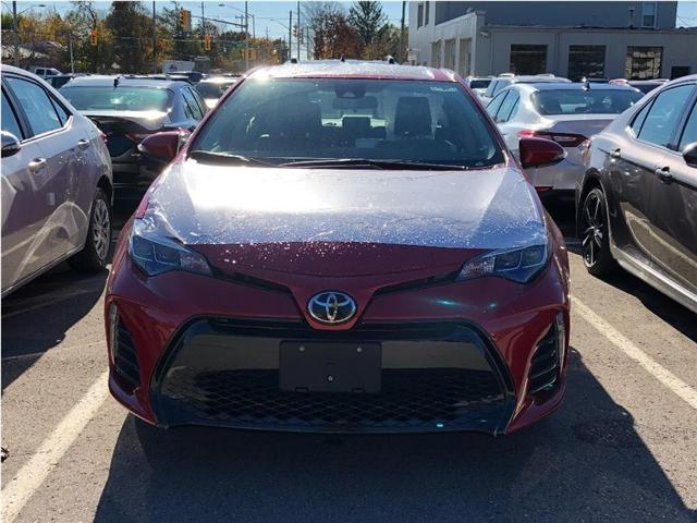 2019 Toyota Corolla SE (Stk: 190107) in Whitchurch-Stouffville - Image 2 of 5