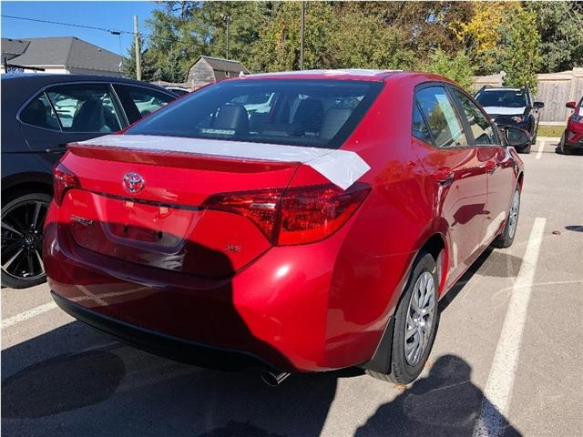 2019 Toyota Corolla SE (Stk: 190107) in Whitchurch-Stouffville - Image 5 of 5