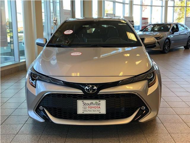 2019 Toyota Corolla Hatchback Base (Stk: 190106) in Whitchurch-Stouffville - Image 2 of 5