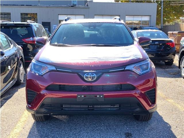 2018 Toyota RAV4 LE (Stk: 181224) in Whitchurch-Stouffville - Image 2 of 5