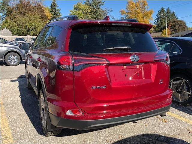 2018 Toyota RAV4 LE (Stk: 181224) in Whitchurch-Stouffville - Image 4 of 5
