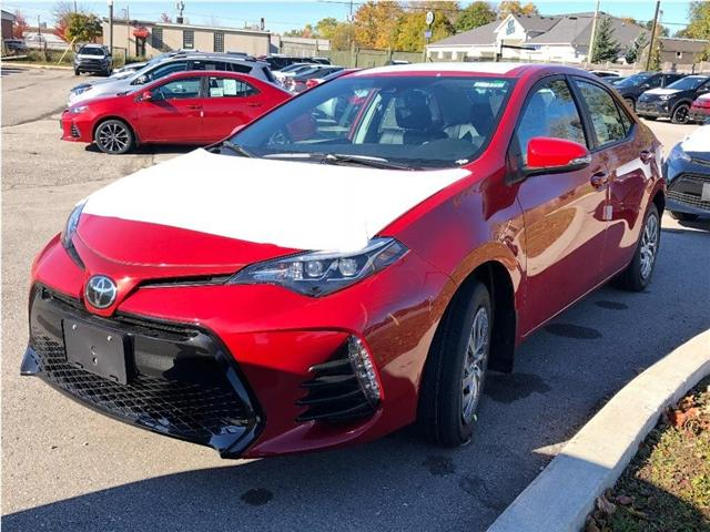 2019 Toyota Corolla SE (Stk: 190111) in Whitchurch-Stouffville - Image 1 of 5