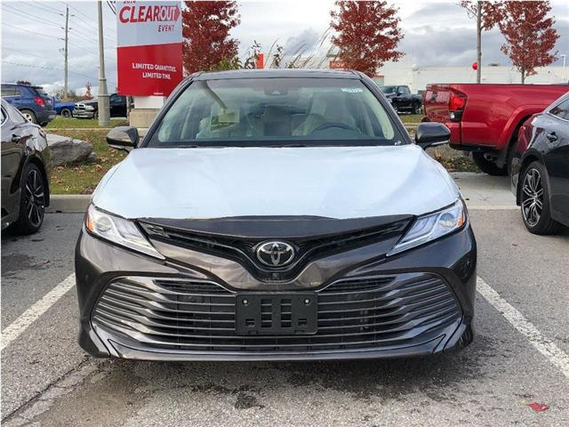 2018 Toyota Camry XLE V6 (Stk: 180913) in Whitchurch-Stouffville - Image 2 of 5