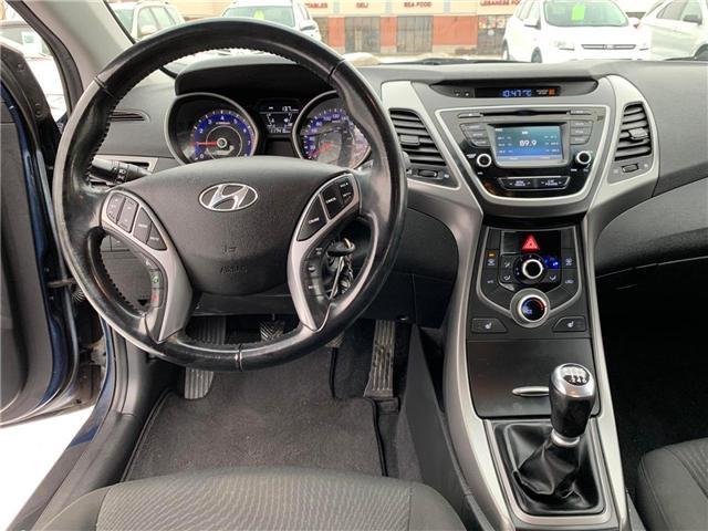 2015 Hyundai Elantra GLS (Stk: 364143) in Orleans - Image 11 of 30