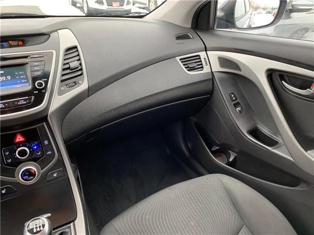 2015 Hyundai Elantra GLS (Stk: 364143) in Orleans - Image 12 of 30