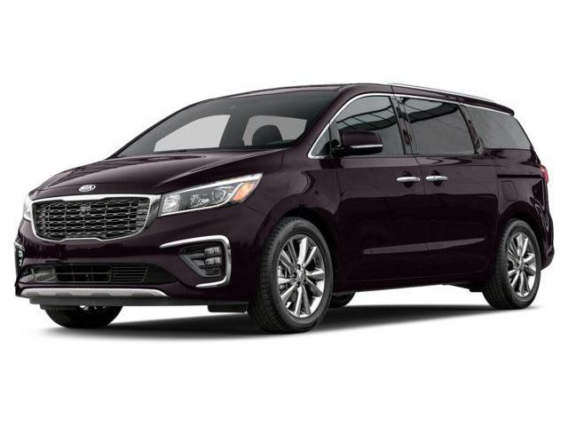 2019 Kia Sedona LX+ (Stk: 733NC) in Cambridge - Image 1 of 3