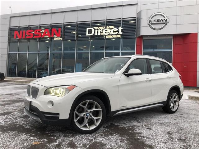 2013 BMW X1 28i - EXCELLENT CONDITION - CERTIFIED (Stk: P0598) in Mississauga - Image 1 of 21