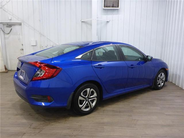 2017 Honda Civic LX (Stk: 18121030) in Calgary - Image 10 of 30