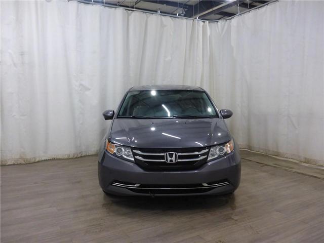 2015 Honda Odyssey EX-L Navi (Stk: 18121134) in Calgary - Image 2 of 28