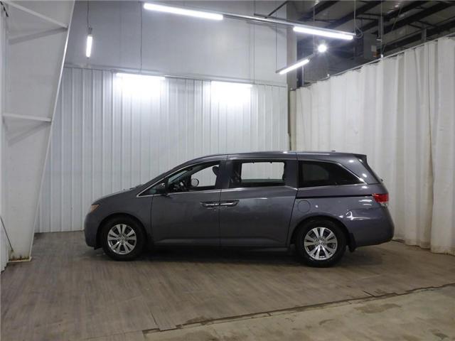 2015 Honda Odyssey EX-L Navi (Stk: 18121134) in Calgary - Image 4 of 29