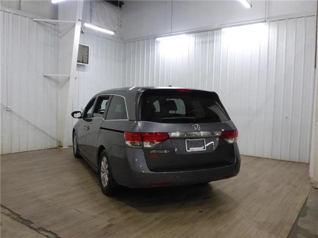 2015 Honda Odyssey EX-L Navi (Stk: 18121134) in Calgary - Image 5 of 29