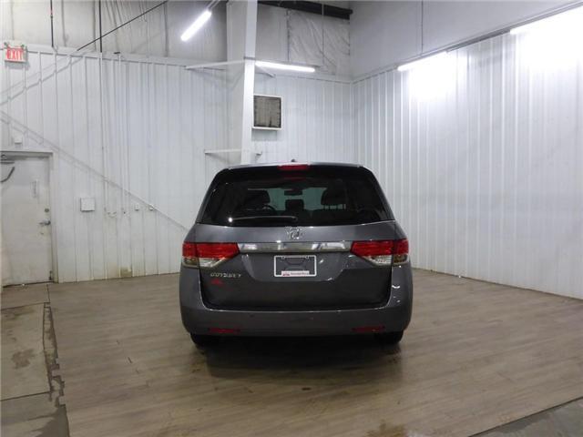 2015 Honda Odyssey EX-L Navi (Stk: 18121134) in Calgary - Image 6 of 29