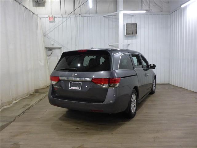 2015 Honda Odyssey EX-L Navi (Stk: 18121134) in Calgary - Image 7 of 29