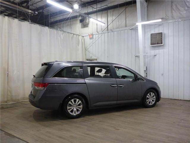 2015 Honda Odyssey EX-L Navi (Stk: 18121134) in Calgary - Image 8 of 29