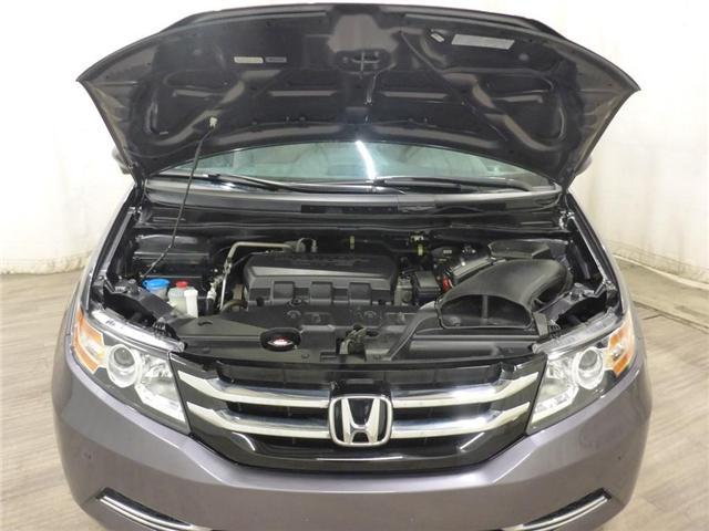 2015 Honda Odyssey EX-L Navi (Stk: 18121134) in Calgary - Image 9 of 29