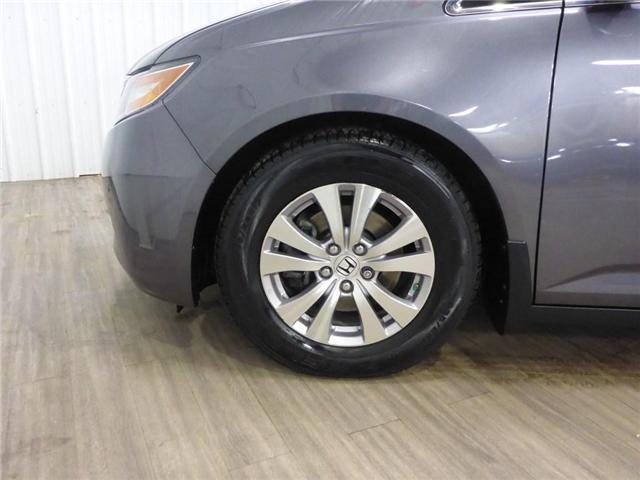 2015 Honda Odyssey EX-L Navi (Stk: 18121134) in Calgary - Image 10 of 29