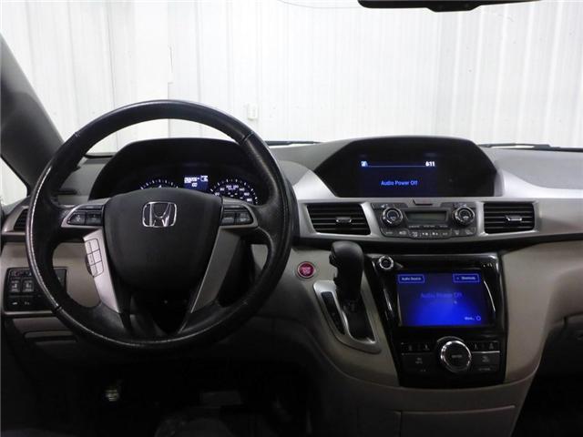 2015 Honda Odyssey EX-L Navi (Stk: 18121134) in Calgary - Image 19 of 29