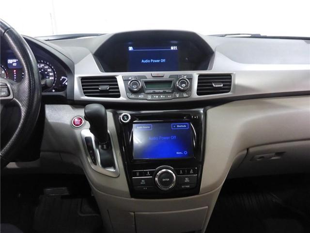 2015 Honda Odyssey EX-L Navi (Stk: 18121134) in Calgary - Image 22 of 29