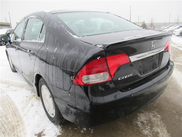 2011 Honda Civic DX-G (Stk: 8809511B) in Brampton - Image 2 of 10