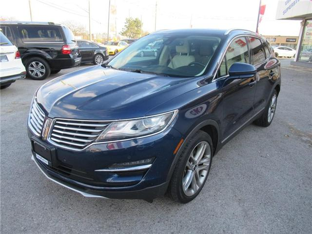 2015 Lincoln MKC RESERVE TECH PACK | NAVI | PANOROOF (Stk: P11591) in Oakville - Image 2 of 27
