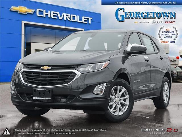 2019 Chevrolet Equinox LS (Stk: 28716) in Georgetown - Image 1 of 27