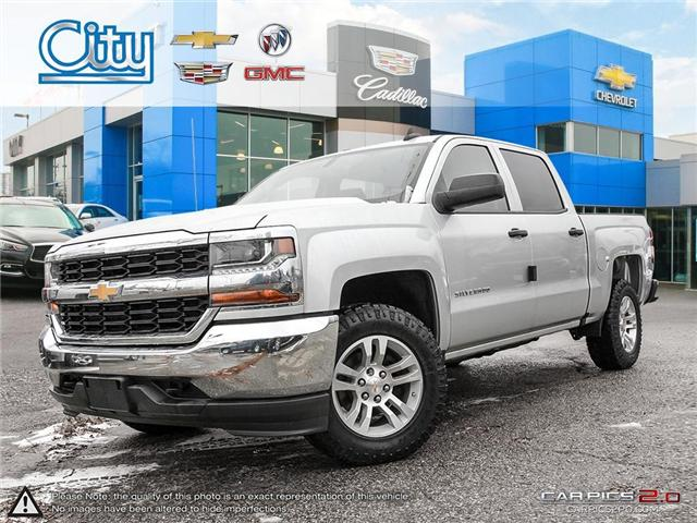 2018 Chevrolet Silverado 1500 LS (Stk: 2837793) in Toronto - Image 1 of 28