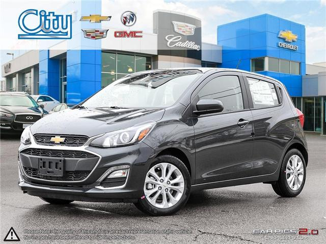 2019 Chevrolet Spark 1LT Manual (Stk: 2918838) in Toronto - Image 1 of 26
