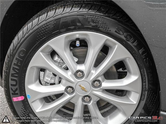 2019 Chevrolet Spark 1LT Manual (Stk: 2918838) in Toronto - Image 6 of 26