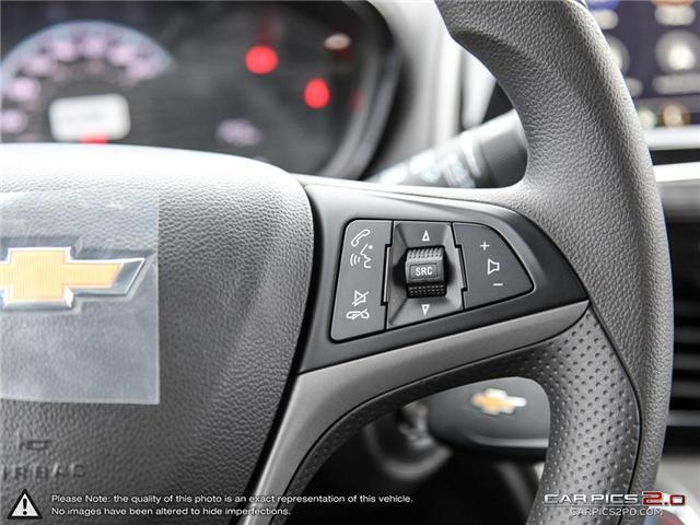 2019 Chevrolet Spark 1LT Manual (Stk: 2918838) in Toronto - Image 18 of 26