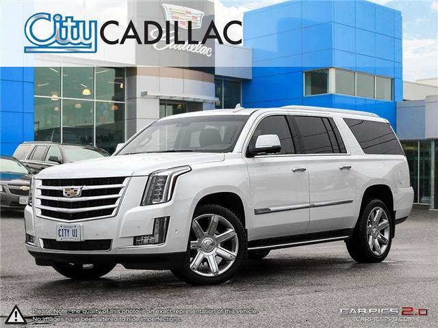 New Cadillac Escalade Esv Suvs For Sale In Toronto City Buick