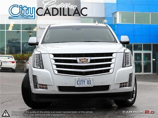 2018 Cadillac Escalade ESV Premium Luxury (Stk: 2821000) in Toronto - Image 2 of 29