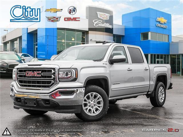 2018 GMC Sierra 1500 SLE (Stk: 2830548) in Toronto - Image 1 of 28