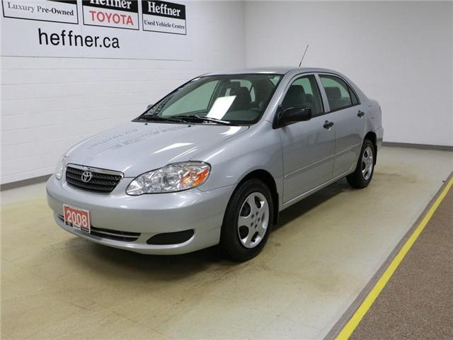 2008 Toyota Corolla CE (Stk: 186501) in Kitchener - Image 1 of 25