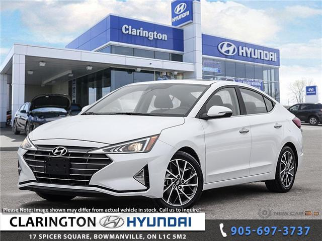 2019 Hyundai Elantra Luxury (Stk: 18924) in Clarington - Image 1 of 24