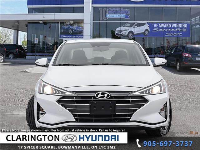 2019 Hyundai Elantra Luxury (Stk: 18924) in Clarington - Image 2 of 24