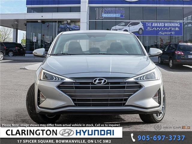 2019 Hyundai Elantra Luxury (Stk: 18923) in Clarington - Image 2 of 23