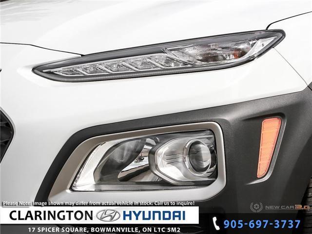 2019 Hyundai KONA 2.0L Luxury (Stk: 18934) in Clarington - Image 10 of 24